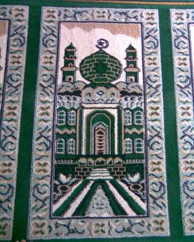 Karpet Masjid Bermotif